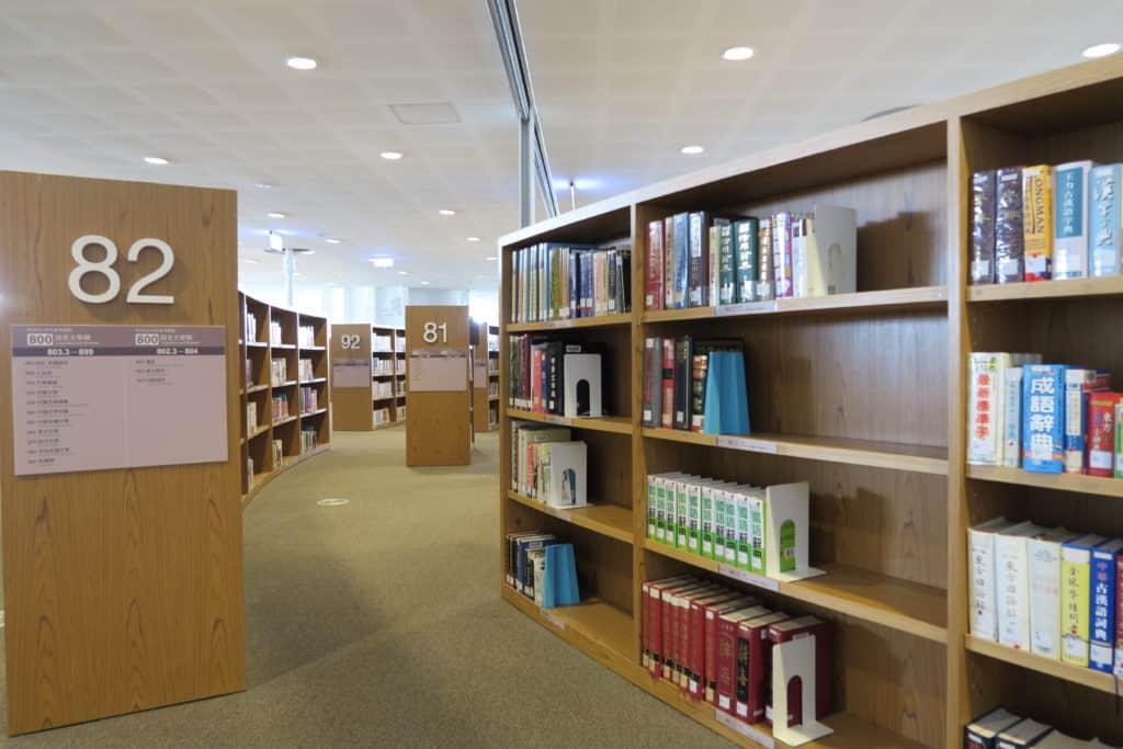 圖書館東西超多卻不會找不到東西,因為他有標籤。
